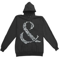 Of Mice & Men Men's  Faithfulness Hooded Sweatshirt Black Rockabilia