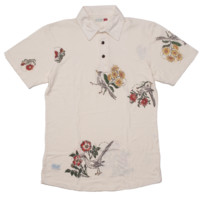 KATIN USA CHAPARRAL POLO IN SHELL WHITE - SHIRTS - DEPARTMENTS Federal