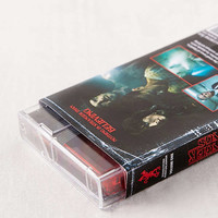 Kyle Dixon & Michael Stein - Stranger Things Soundtrack Vol. 1 Exclusive Cassette Tape   Urban Outfitters