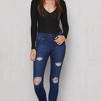 PacSun Dark Skies Ripped Jeggings at PacSun.com