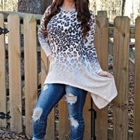 Every Storm Tunic Top - Taupe
