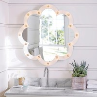 Clover Light Up Mirror