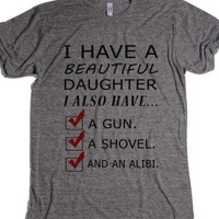 Athletic Grey T-Shirt   Funny Gifts For Dads Shirts