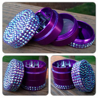 GRINDER -- MINIS Collection -- Iridescent Purple