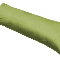 "Multiple Colors - 20"" X 54"" Classic Microsuede Body Pillowcase (Sage)"