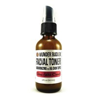 Facial Toner with Rose + Wild Carrot