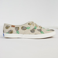 Pineapple Graphic  Keds