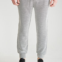 Two-Tone Drawstring Sweatpants