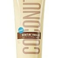 Bath & Body Works Coconut Vanilla 8.0 Ounce Triple Moisture Body Cream