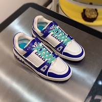 lv louis vuitton womans mens 2020 new fashion casual shoes sneaker sport running shoes 3