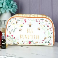 Busy Bee Wash Bag