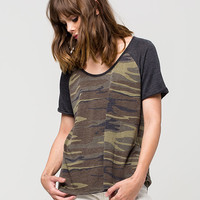 OTHERS FOLLOW Camo Womens Tee | Graphic Tees