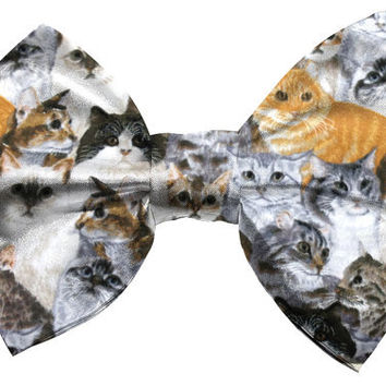 Kitten Hair Bow