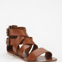 Urban Outfitters - Ecote Double-Buckle Crisscross Sandal
