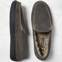 AEO Suede Moccasin