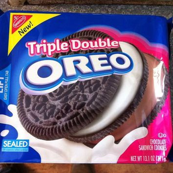 The New Triple Double Oreo [PIC]