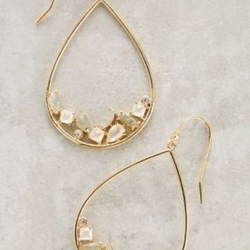 Samuni Drops by Anthropologie in Gold Size: One Size Earrings