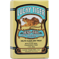 Lucky Tiger Head to Tail Acne and Blemish Soap (3 oz)