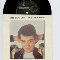 FERRIS BUELLER'S Day Off The Beatles Twist and Shout by Skateads