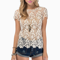 Graceful Elaine Top $38