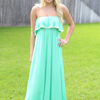 Styled for Comfort Maxi - Mint