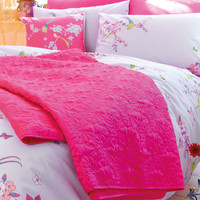 Oriental Birds King Duvet Set | Multi | Accessorize