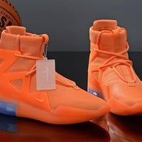 Nike Air Fear of God 1 - Orange