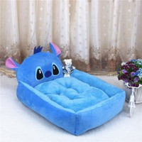Cartoon Shaped Warming  Dog Beds