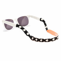beach, please! sunglass strap - pop floral