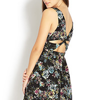 lated Floral Dress