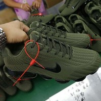 Green NIKE Air Max Running Sport Shoes Sneakers Shoes