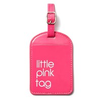 Dinks Fashion Little Pink Luggage Tag - Bloomingdale's Exclusive