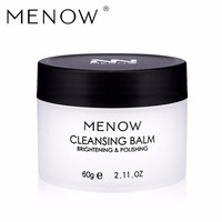 Menow Brand Makeup Remover gel Acne Treatment Blackhead Remover Peel Off Black Head Anti Acne Charcoal Face Mask Skin care L1614