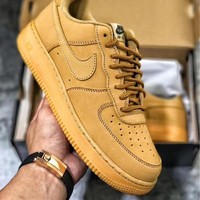 NIKE AIR FORCE 1 Men and women casual shoes lovers shoes