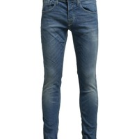 Selected Homme One Marco 1320 Jeans Noos I (Light Blue Denim) - In Stock! - Fast Delivery with Boozt.com
