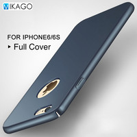 Full Cover Colorful Hard Plastic Case 4.7For iPhone 6s Case For Apple iPhone 6s 6 Cell Phone Back Cover Case