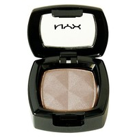 NYX Single Eye Shadow, Frosted Flakes, 0.085 Ounce