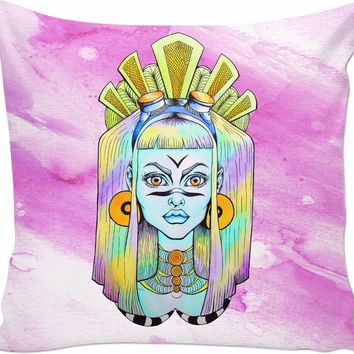 Desert Rave Couch Pillow