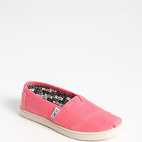 TOMS 'Classic - Youth' Slip-On (Toddler, Little Kid & Big Kid) | Nordstrom