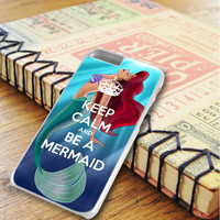 Keep Calm Be A Mermaid iPhone 6 Plus | iPhone 6S Plus Case