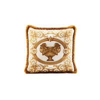 Le Vase Baroque Cushion - Silk from Versace