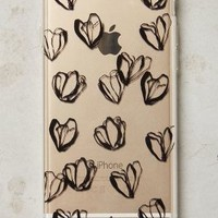 Our Heiday Backdrop Blooms iPhone 6 Case