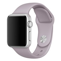 Silicone Apple Watch Band - Lavender