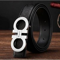 FASHIONABLE FERRAGAMO BELTS MEN'S AND WOMENS BELT