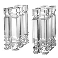 Glass Bookends set of 2 | Eichholtz Linea