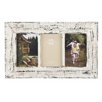 3 Opening Birch Hollow Picture Frame