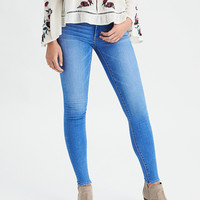 AEO Denim X Jegging, Super Vivid