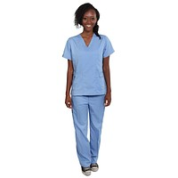 Women's 11 Pocket Slim Fit Uniform Scrubs - Style 408
