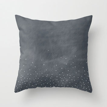Starlight Throw Pillow Cover - Belles & Ghosts Home Decor Collection