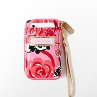 Lilly Pulitzer - Carded ID Wristlet- Alpha Omicron Pi